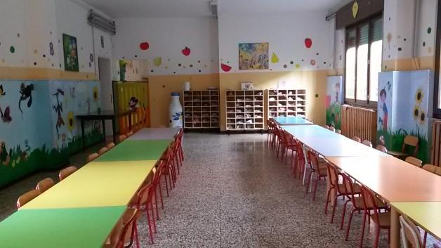 Sala da pranzo scuola materna maria assunta - Paul signac la sala da pranzo ...